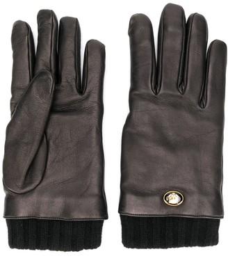 Gucci Tiger Head Gloves