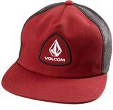 Volcom Men's Straight Forward Cheese Hat 8156615
