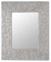 Aluminum picture frame (4x6), 'Leaves'