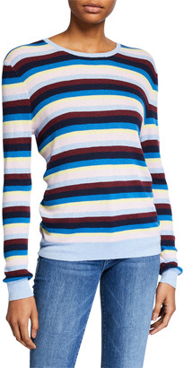 Kule The Lucia Striped Sweater