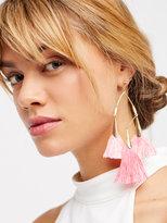 Free People Carlotta Tassel Earrings