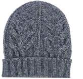 Gran Sasso Blue Silk Hat