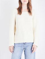 MiH Jeans Open-back cotton jumper