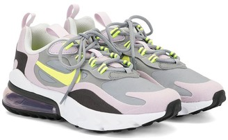 Nike Kids Air Max 270 React lace-up sneakers