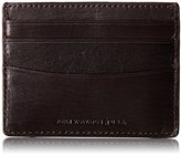 John Varvatos Men's Leather Card Case