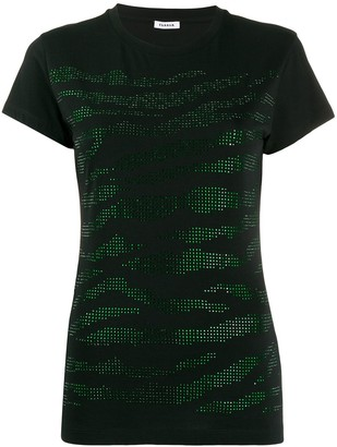 P.A.R.O.S.H. slim-fit embellished t-shirt