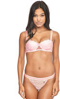 Mimi Holliday Bisou Bisou Fairy Floss Balcony Bra