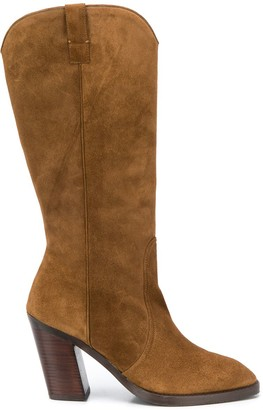 Stuart Weitzman Cheska mid-calf boots