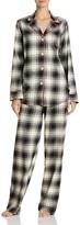 Ralph Lauren Petite Long Sleeve Notch Collar Pajama Set