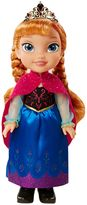 "Disney Frozen"" Anna Doll with Brown Hair"