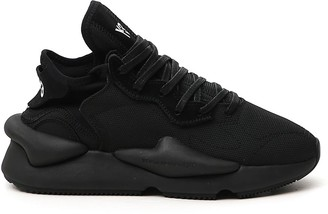 Y-3 Kaiwa Lace-Up Sneakers