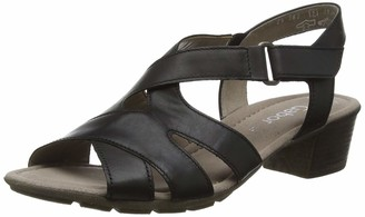 Gabor Shoes Women's Casual Ankle Strap Heel Sandals