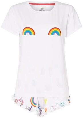 Chelsea Peers Rainbow Pyjama Set