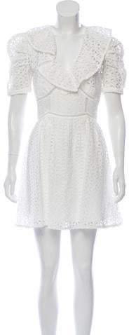8e9357f946eb Self-Portrait Crochet Dresses - ShopStyle