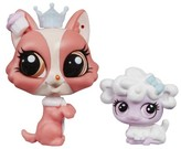 Littlest Pet Shop Pet Pawsabilities Bonnie Barkington & Puffball Petrovsky