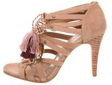 Ulla Johnson Nati Lace-Up Sandals