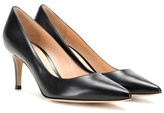 Gianvito Rossi Gianvito 70 Leather Pumps