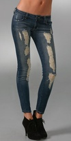 Hannah Ankle Skinny Jeans
