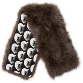 Diane von Furstenberg Fox Fur Scarf