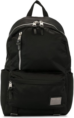 Makavelic shine finish backpack