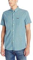 Volcom Men's Quincy Short Sleeve Shirt