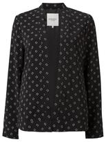 Jeanswest Parker Printed Blazer-Black Multi-8