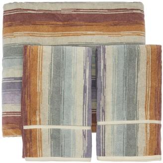 Missoni Set Of 5 Yosef Cotton Towels