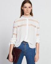 Sandro Blanca Shirt