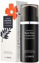 The Saem Gem Miracle Black Pearl O2 Bubble Mask - Jumbo