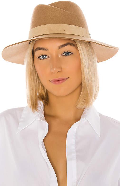 cb2df7ec45e535 Rag & Bone Brown Fedora Women's Hats - ShopStyle