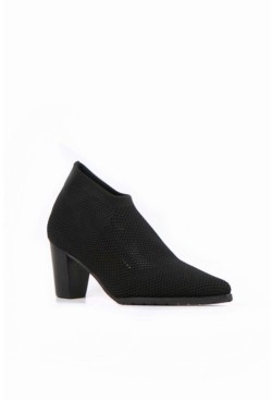 All Black Women's Pt Pull-on Bootie Women's Shoes