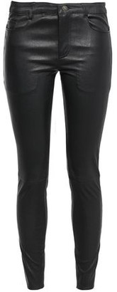 Muu Baa Muubaa Bandit Stretch-leather Skinny Pants