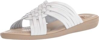 Softspots Women's Aqua Sandal