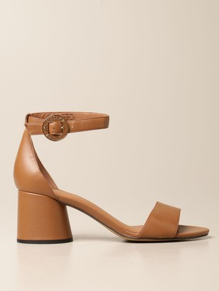 Emporio Armani Heeled Sandals Shoes Women