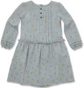 Marie Chantal Pintuck Dress