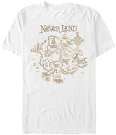 Fifth Sun Peter Pan 'Never Land' Tee - Men's Regular & Big