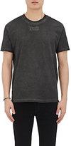 RtA Men's Gothic-Embroidered Cotton T-Shirt