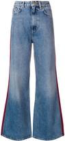 Tommy Hilfiger contrasting back jeans
