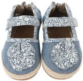 Robeez Jourdan Espadrille (Infant) - Chambray - 0-6 Months
