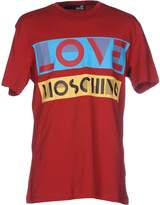 Love Moschino T-shirts - Item 12010668