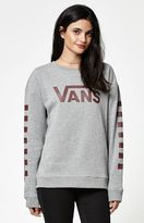 Vans Big Fun Crew Neck Sweatshirt