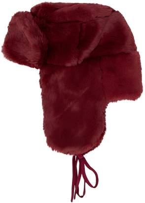 Paul Smith faux-fur trapper hat