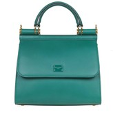 Dolce & Gabbana Sicily Bag 58 Small In Calf Leather