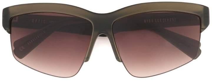 Dion Lee Matte sunglasses