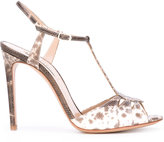 Casadei T-bar evening sandals