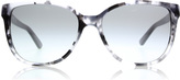 DKNY DY4129 Sunglasses Grey Havana 367111 57mm