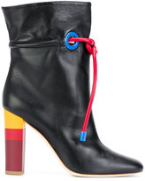 Malone Souliers Dolly drawstring boots