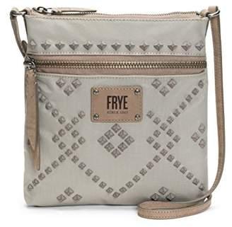 Frye Ivy Nylon Stud Zip Crossbody