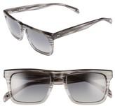 Salt Men's Roy 54Mm Polarized Sunglasses - Asphalt Grey