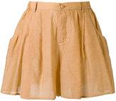 Mes Demoiselles Initiee shorts - women - Silk/Cotton - 38